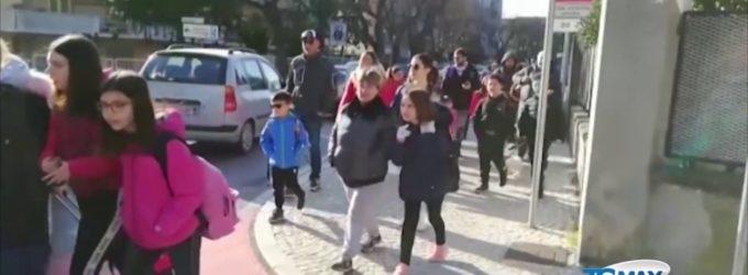 Lanciano, tutti a scuola a… Pedibus
