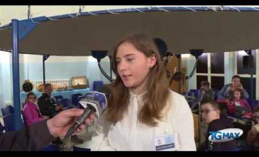 Ortona: la giornata del planetario al nautico Acciaiuoli, celebrando i cento anni dalla fondazione