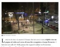 Aggredito in strada a Roma: è grave Umberto Ranieri, pittore di Paglieta