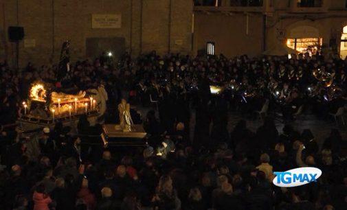 Processione del Cristo Morto: il priore Sabella, stanchi ma contenti
