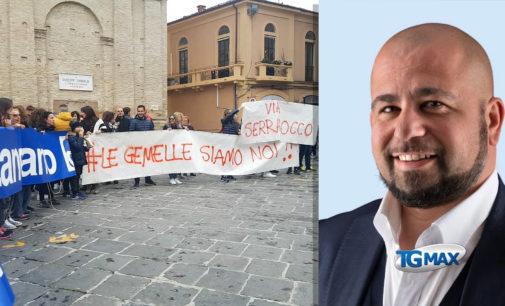 Serraiocco: manifestazione strumentale a Lanciano, sono pronto a gestire anche Francavilla