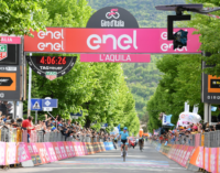 Pello Bilbao Lopez vince a L'Aquila!