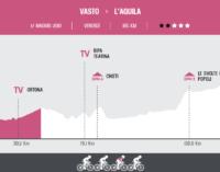Giro d'Italia in Abruzzo, Ackermann vince il primo traguardo volante di Ortona