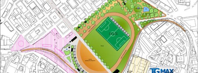 Campo Esposito: Paolucci, ecco il progetto del 2015 per il parco Villa delle rose