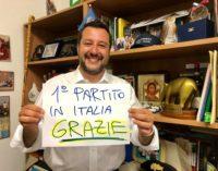 Europee: Salvini è il più votato nella circoscrizione Sud, seguito da Berlusconi