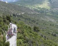 Giro d'Italia in Abruzzo, è di Pedrero il GPM Svolte di Popoli