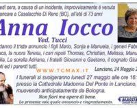Lanciano, lunedì i funerali di Anna Iocco in Cattedrale