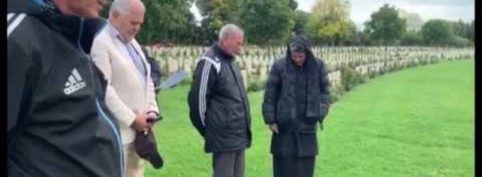 Torino di Sangro, il ritorno dell'ultimo reduce Maori