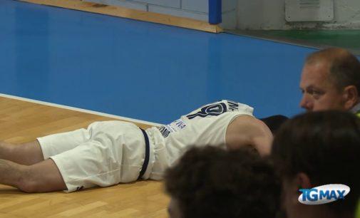Unibasket Lanciano – Montegranaro 102 – 107