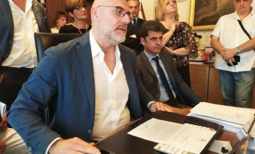 Chieti: Di Primio si è dimesso, Forza Italia assente al consiglio sul bilancio di previsione