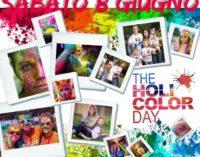 Lanciano, Holi color day in fiera
