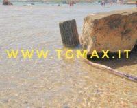 Vasto: reperto archeologico a mare, segnalato dai bagnanti