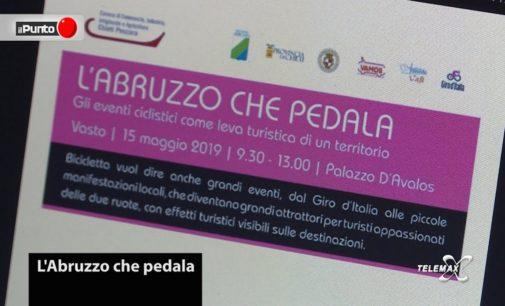 """Il Punto """"L'Abruzzo che pedala, gli eventi ciclistici come leva turistica di un territorio"""""""