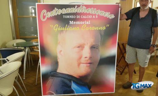 Lanciano, primo memorial intitolato a Giuliano Caronno