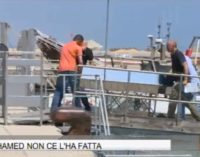 Mohamed non ce l'ha fatta, ritrovato il corpo vicino al porto di Giulianova