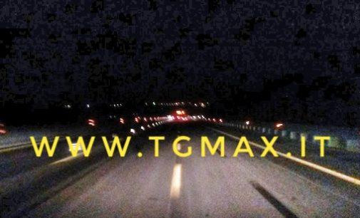 A14: chiusura notturna tra Ortona e Val di Sangro mercoledì 17 e giovedì 18 luglio