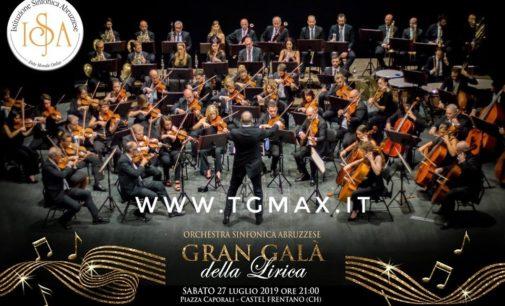 Castel Frentano: torna l'Opera nel borgo con l'Orchestra sinfonica abruzzese