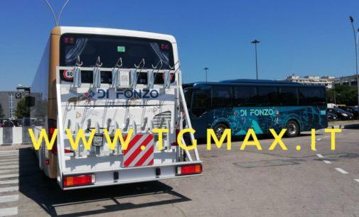 Bike e bus sulla linea Lanciano-Fossacesia con Di Fonzo