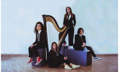 Melodie dell'alba, a San Giovanni in Venere con le Pop Harps