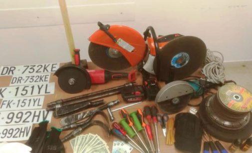 Francavilla al mare: è caccia alla banda dei furti, un arresto e tre in fuga
