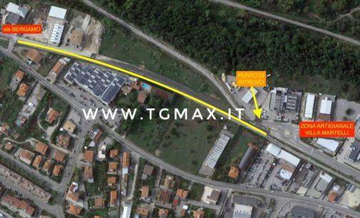 Lanciano: il 9 agosto apre via Bergamo a Villa Martelli