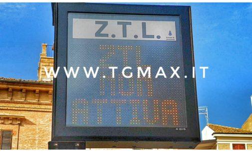 Lanciano: sospesa la Ztl per favorire le attività di asporto
