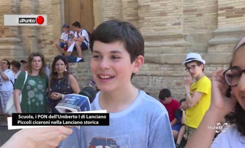 Il Punto: ecco i Pon dell'Umberto I di Lanciano sul patrimonio culturale, artistico e paesaggistico