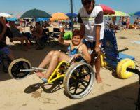 San Salvo, rubata la sedia job utilizzata dai disabili