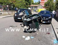Lanciano: tamponamento in via per Fossacesia, grave anziano