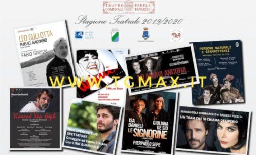 Lanciano: Leo Gullotta apre la nuova stagione di prosa del Fenaroli