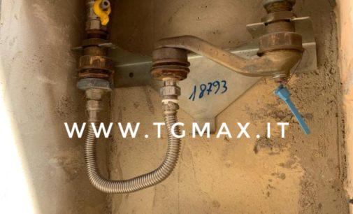 Lanciano: quattro denunce per allaccio abusivo di acqua, luce e gas di un intero condominio