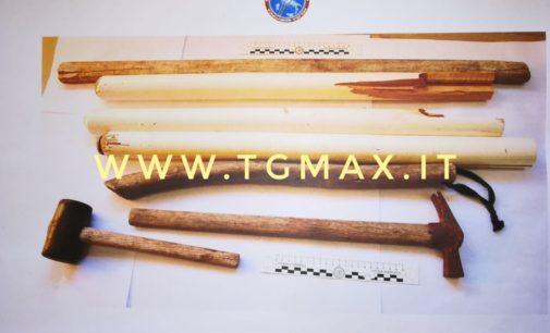 Lite tra famiglie rom con mazze e martelli nell'auto: una denuncia a Lanciano