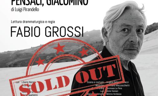 Fenaroli: Pensaci Giacomino sold out, Leo Gullotta raddoppia con l'anteprima del venerdì