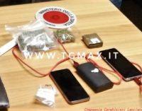 Droga, arrestati due giovani spacciatori di Paglieta