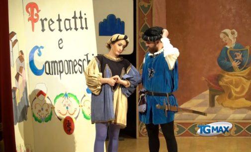 Fenaroli: Pretatti e Camponeschi aprono la XVII rassegna di teatro dialettale, con il trentennale degli Amici della ribalta