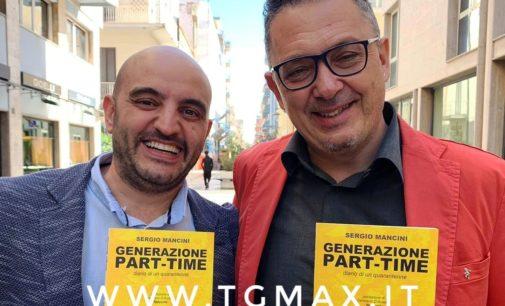 Generazione part time, il nuovo romanzo di Sergio Mancini
