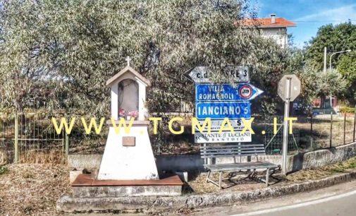 Mozzagrogna: rubata la statua della Madonna nell'edicola a Lucianetti