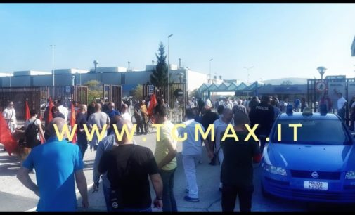 Sevel, lo sciopero di quattro sindacati per il secondo sabato  pomeriggio lavorativo