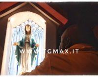 Mozzagrogna: la Madonna torna al suo posto, la comunità prega anche per i ladri