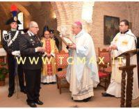 I carabinieri celebrano la Virgo fidelis a Chieti con l'arcivescovo Bruno Forte
