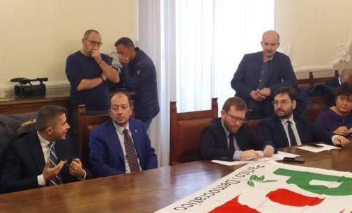 Il ministro Provenzano a Chieti, la Zes dell'Abruzzo è complicata
