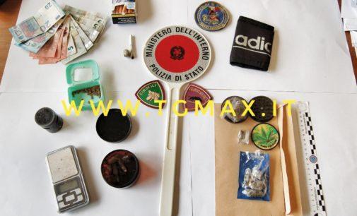 Lanciano: droga a scuola, uno studente segnalato e un altro deferito alla procura minori