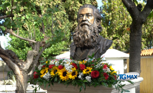 Lanciano: un busto bronzeo per Francesco Masciangelo