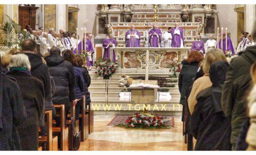 Lanciano: celebrate le esequie di monsignor Enzio D'Antonio, l'arcivescovo coraggioso