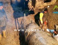Fara San Martino: terminati i lavori all'acquedotto Verde, l'acqua tornerà a scorrere dai rubinetti nel pomeriggio