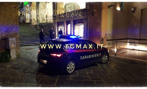 Lanciano: rapina nella gioielleria Carabba in piazza Plebiscito