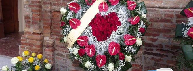 Torino di Sangro, tutto il paese ai funerali di Luisa Ciarelli