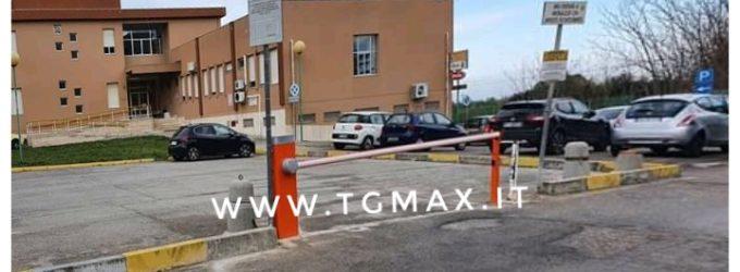 Ospedale Renzetti: un parcheggio riservato ai dializzati, con il codice per i pazienti