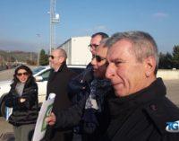 Ampliamento della discarica di Lanciano, sopralluogo dei sindaci a Cerratina
