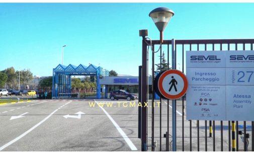 Sevel in Cassa integrazione ordinaria: difficoltà nell'indotto e contratti sospesi per gli interinali